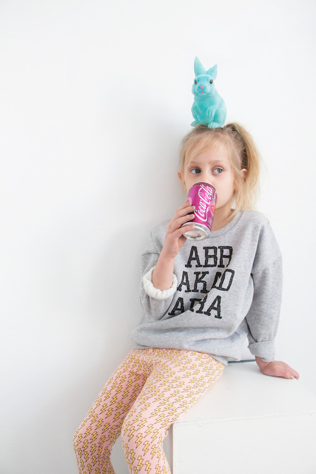 'abrakadabra' sweater