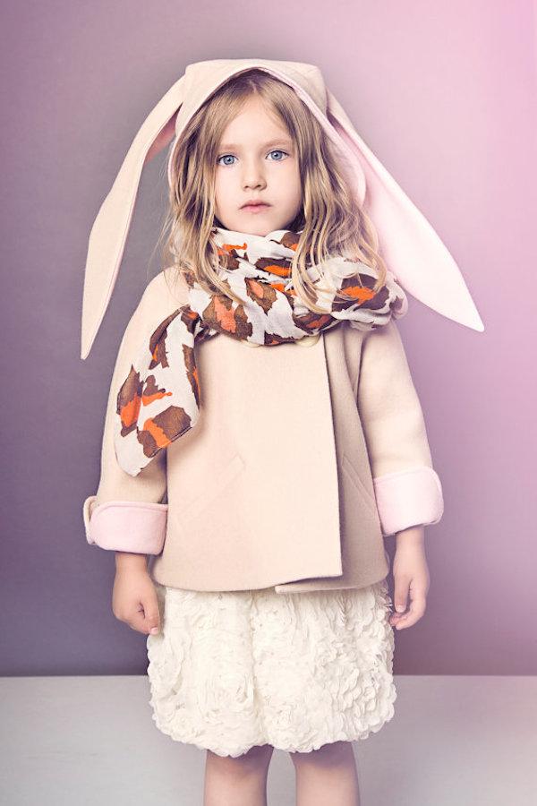 Luxe Bunny Coat