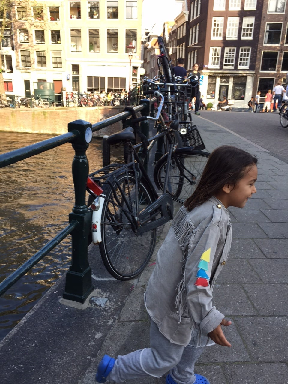 Mario's Weekend in Amsterdam