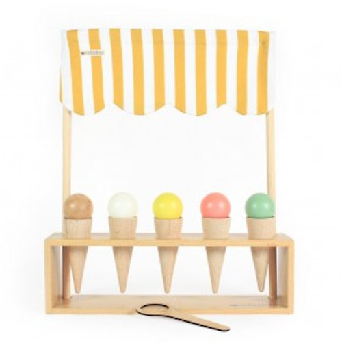 Nobodinoz Wooden Ice Cream Game