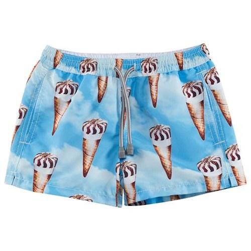 Ice Cream Cone Trunks