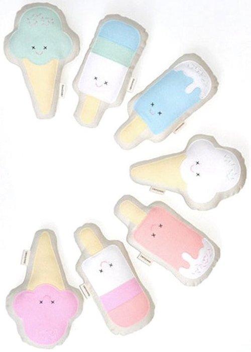 Needle & I Ice Cream Softies