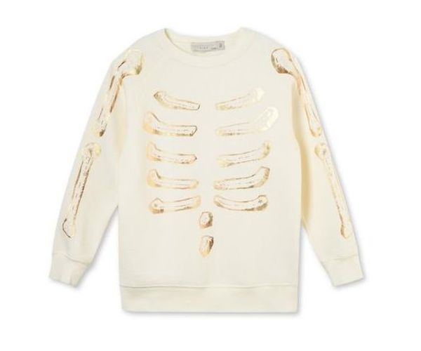 Foil Bones Billy Sweater