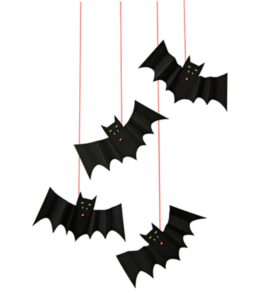Meri Meri Hanging Bat Decorations