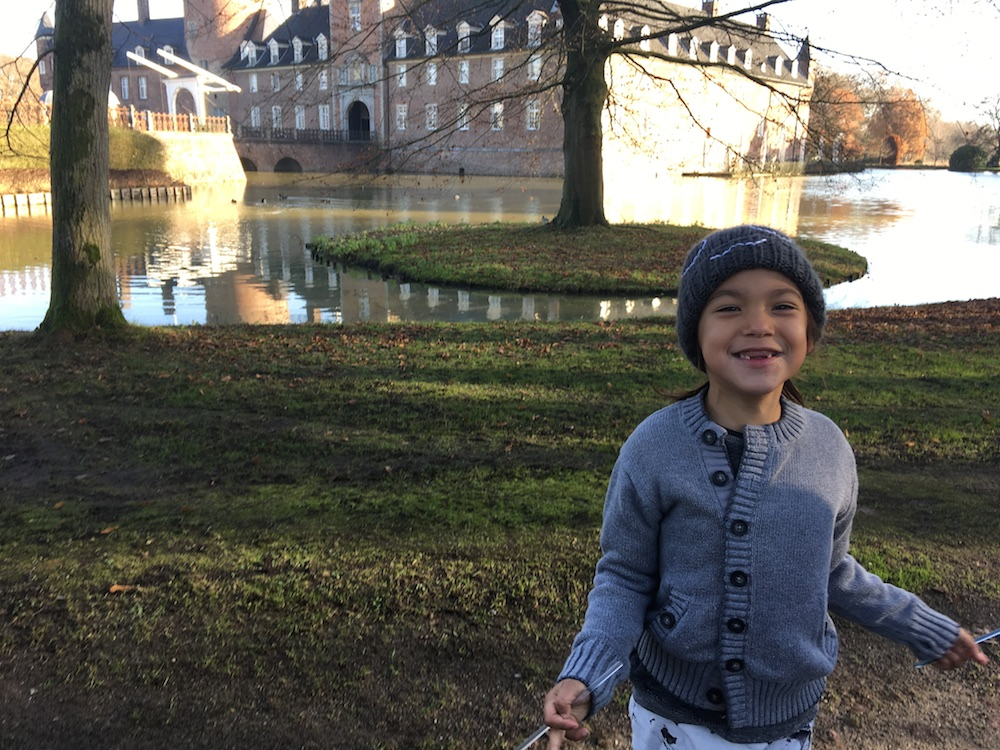 Thanksgiving at Anholt Castle