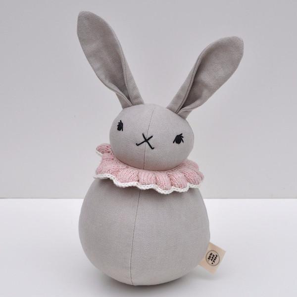 Polka Dot Club and Misha & Puff Roly Poly Rabbit