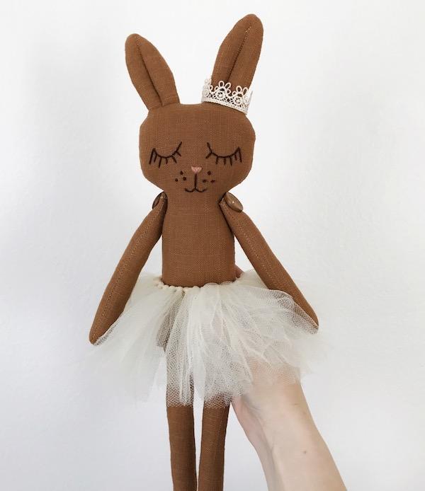 Stella Kate Handmade Mini Bunny
