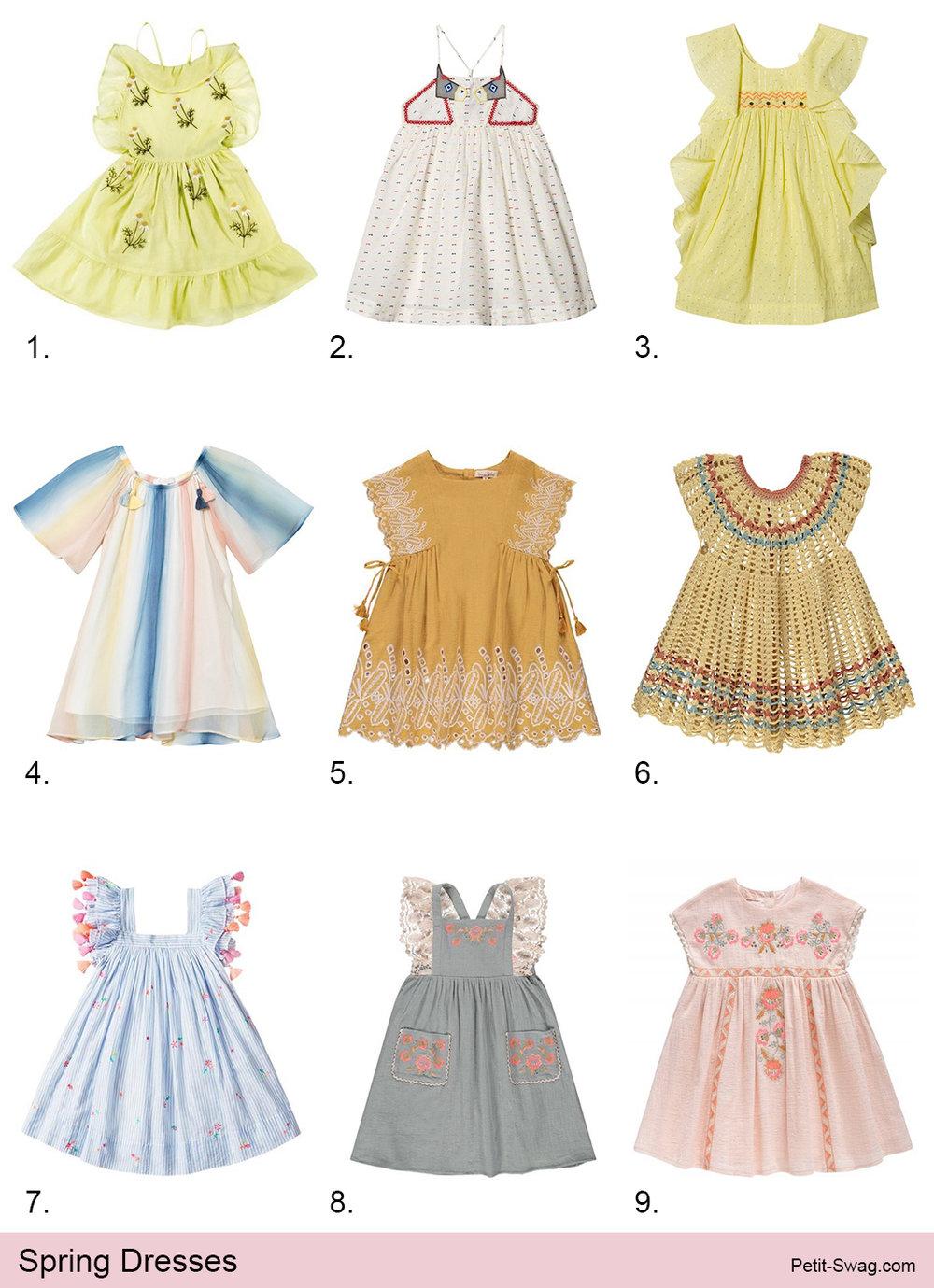 Spring Dresses | Petit-Swag.com