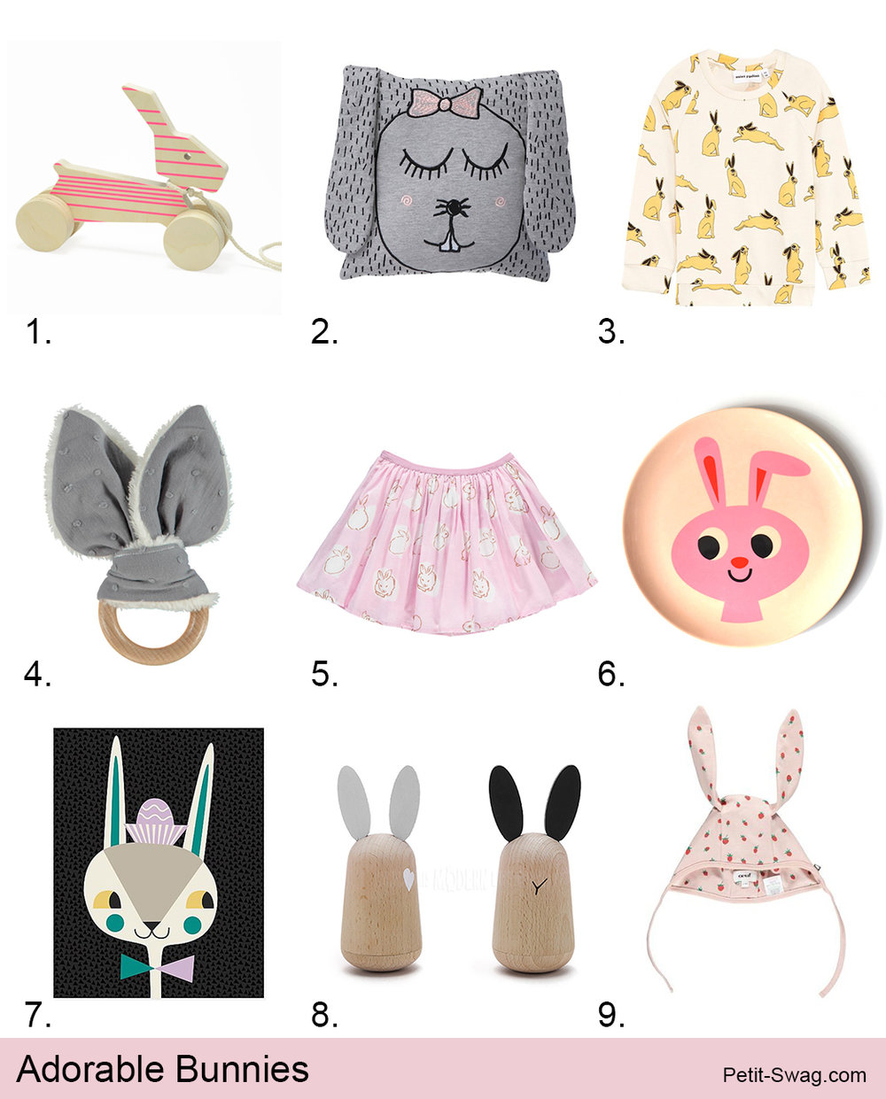Adorable Bunnies | Petit-Swag.com