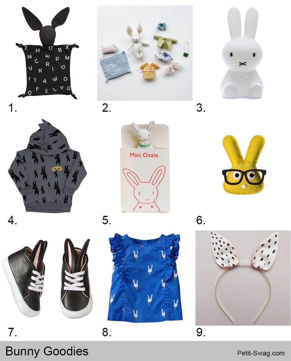 Bunny Goodies | Petit-Swag.com