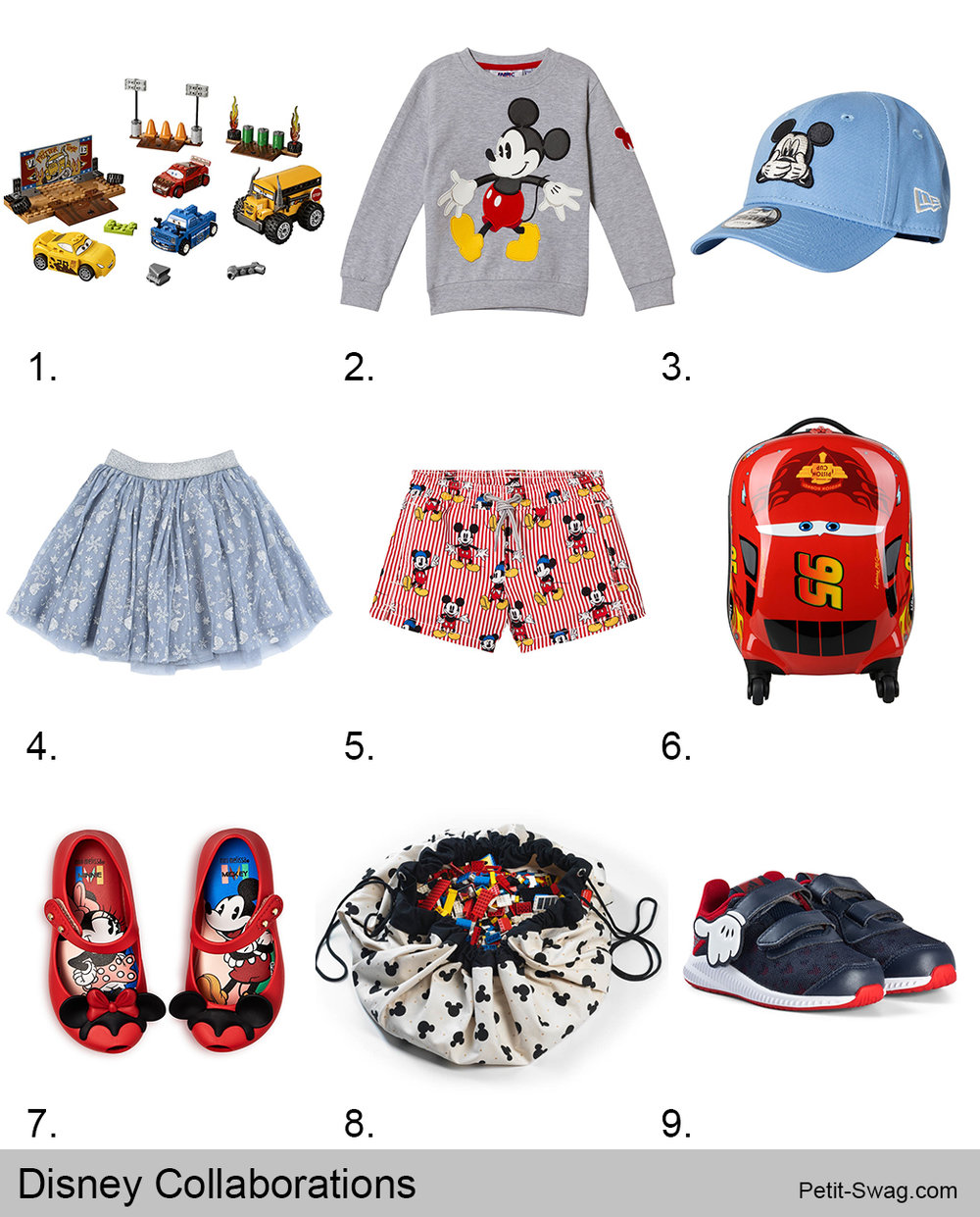 Disney Collaborations | petit-swag.com