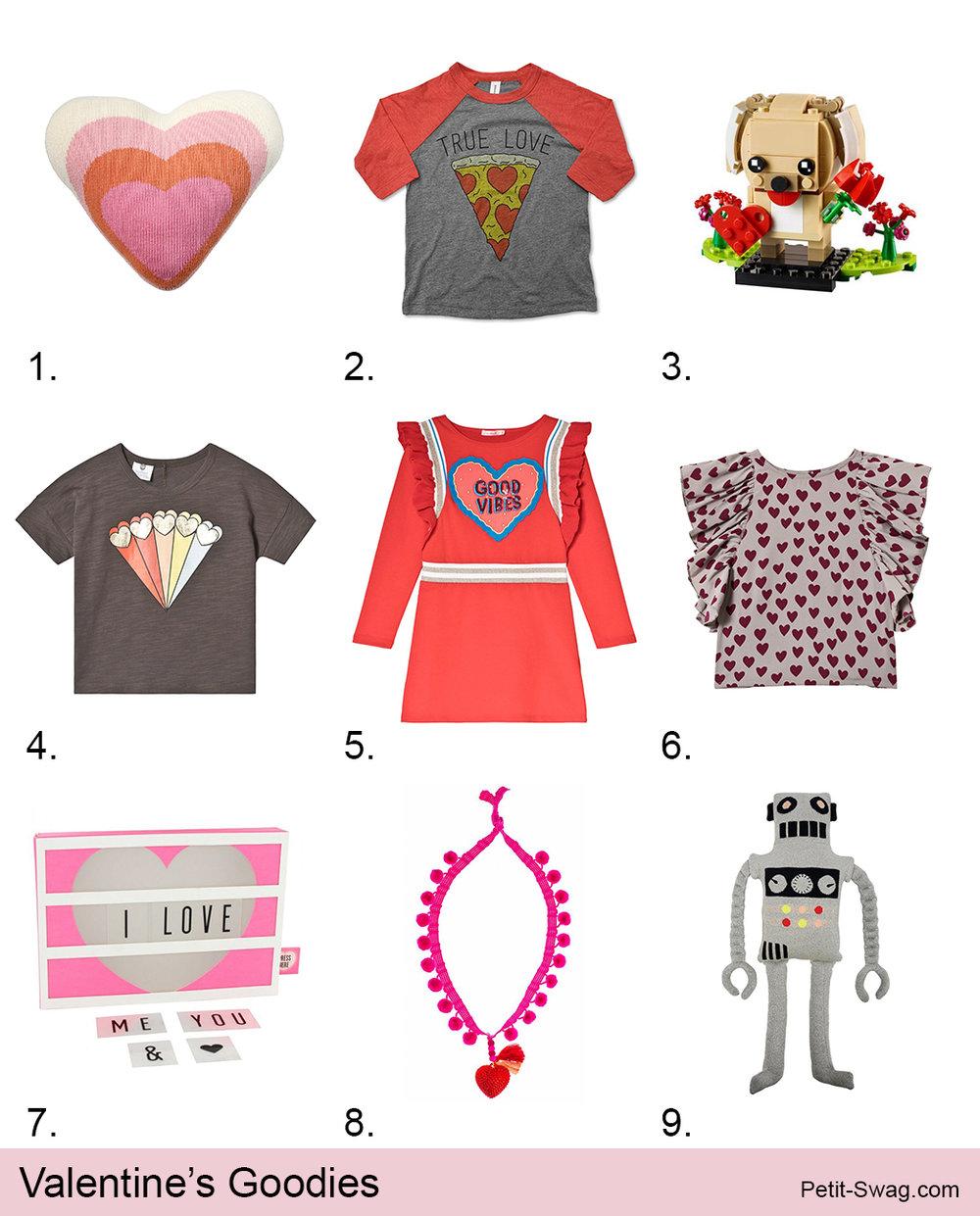 Valentine's Goodies | Petit-swag.com