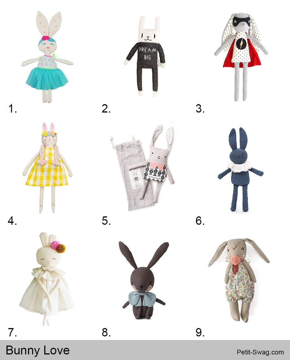 Bunny Love | petit-swag.com