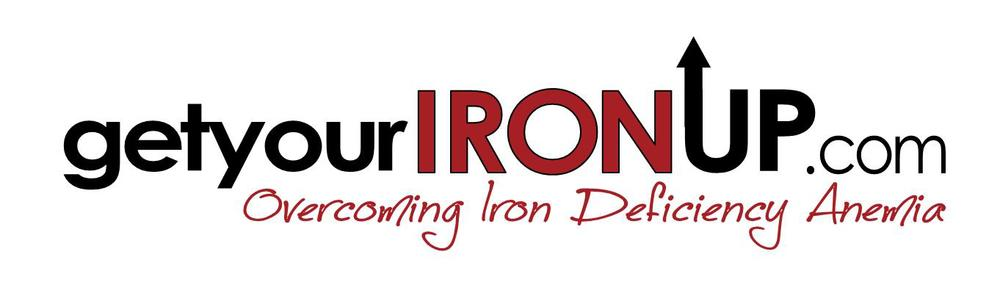 LOGO / Get Your Iron Up