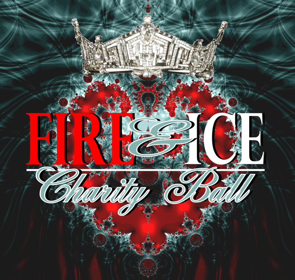 LOGO / Fire & Ice Charity Ball - Miss North Carolina & Miss South Carolina Scholarship Pageants