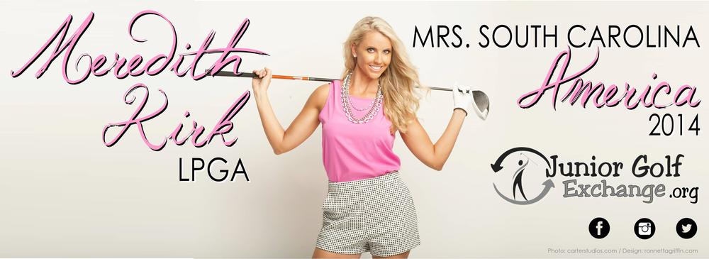 FB TIMELINE COVER / Mrs. South Carolina