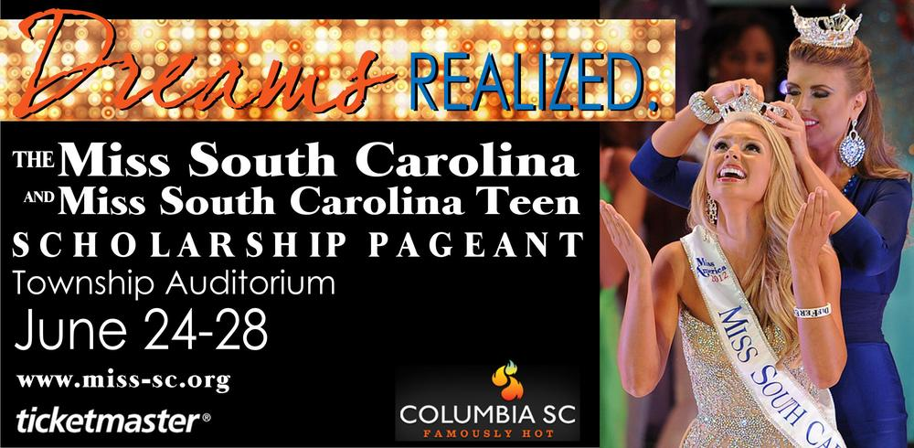 BILLBOARD / Miss South Carolina Pageant