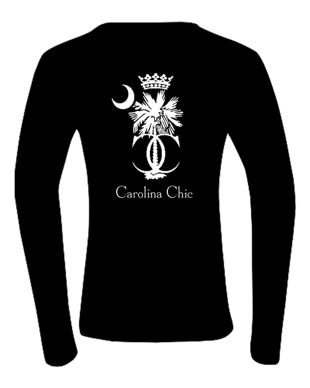 T-Shirt Design / Carolina Chic