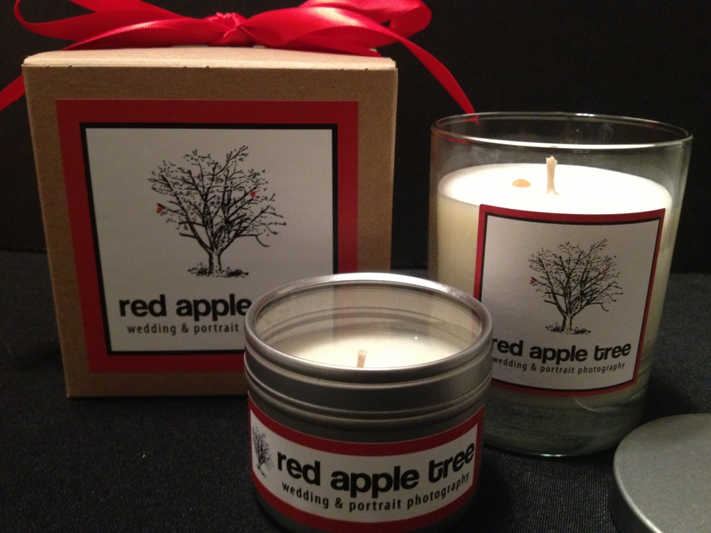 PACKAGE DESIGN / Red Apple Tree Photography