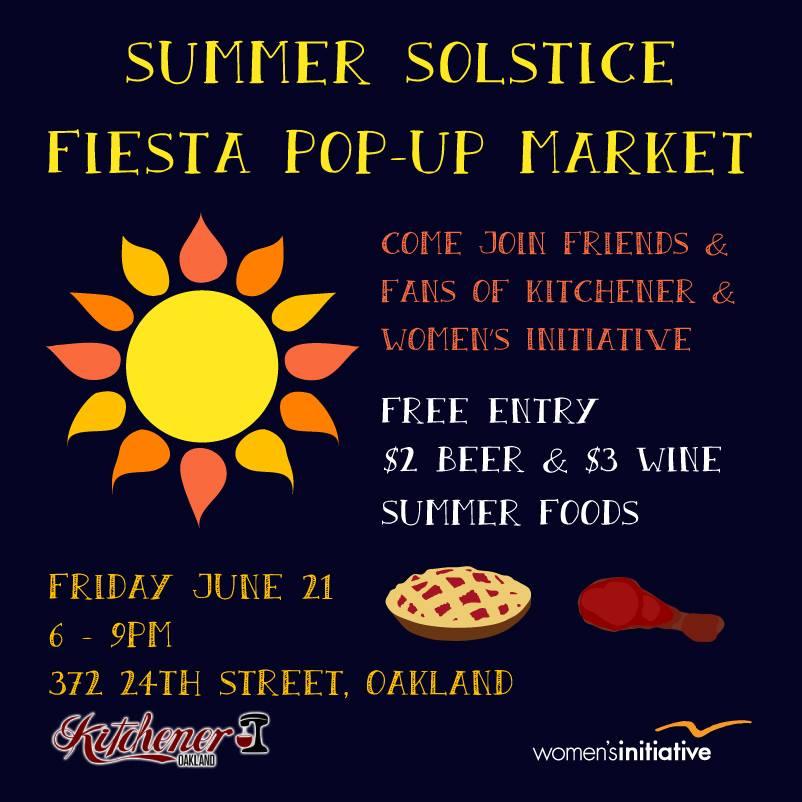 Kitchener summer solstice