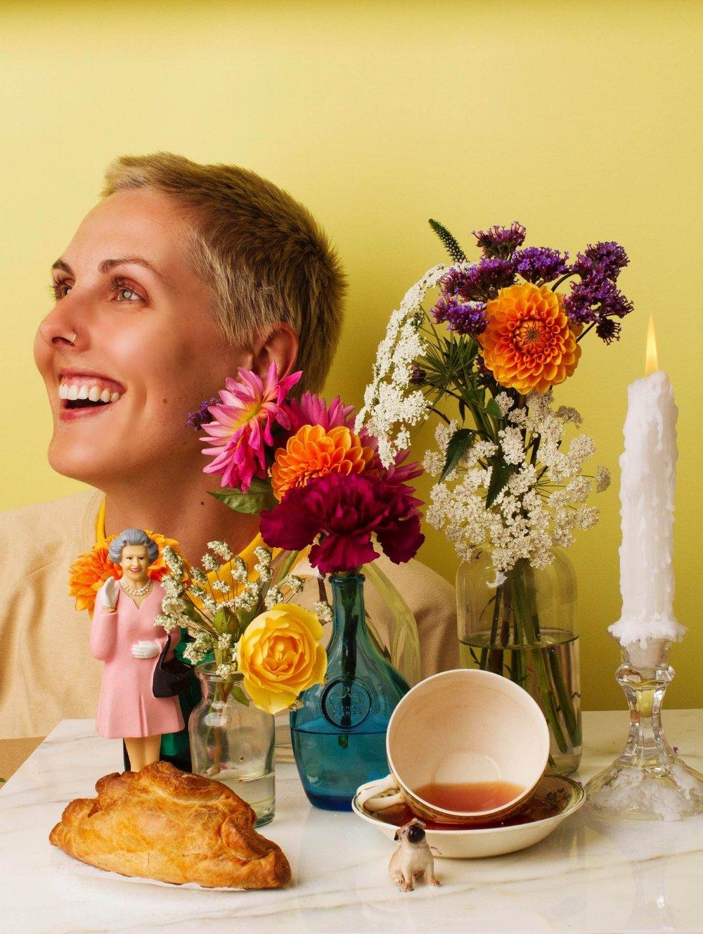 👑 Nellie Stokeld, President & Queen of The Pie Shop/piemakers daughter/piemaker 👑