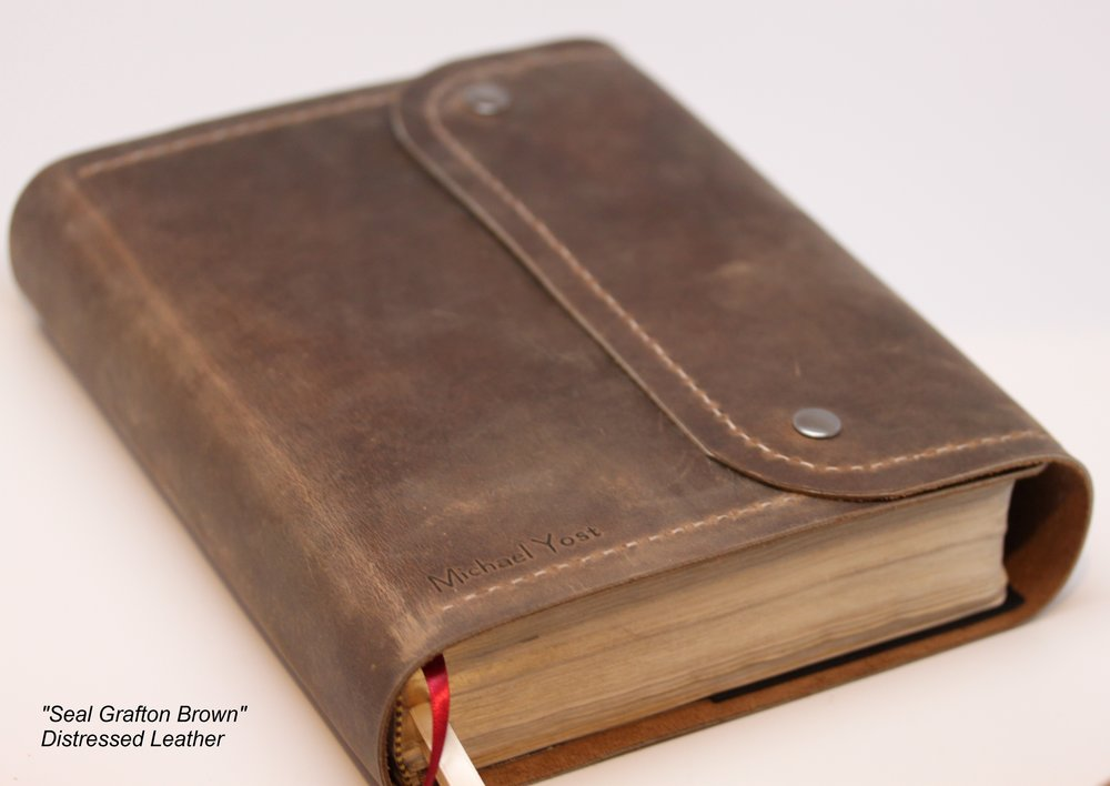 Preserving God's word in a beautiful  and functional way.
