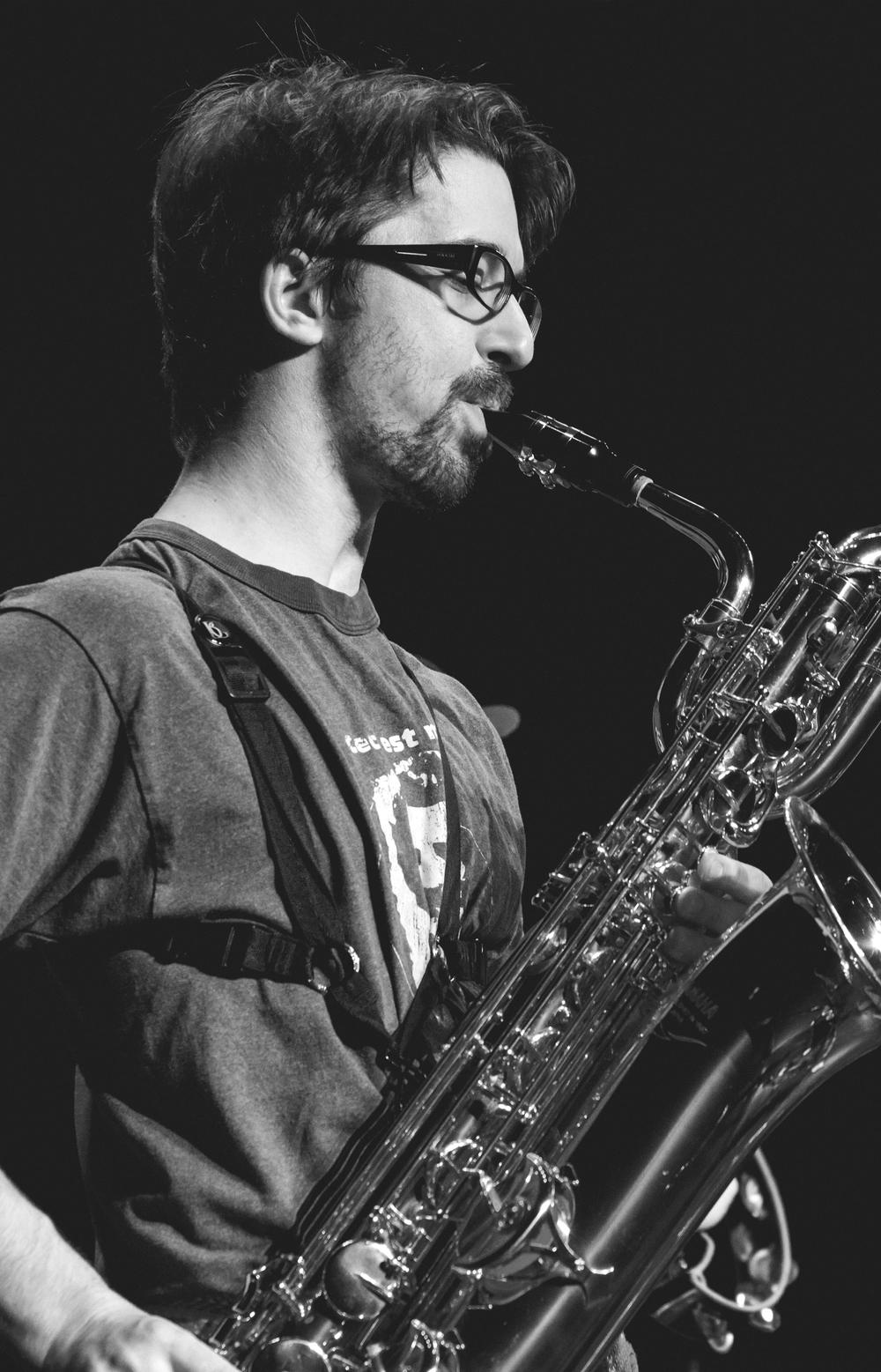 Baritone/Alto Saxophones
