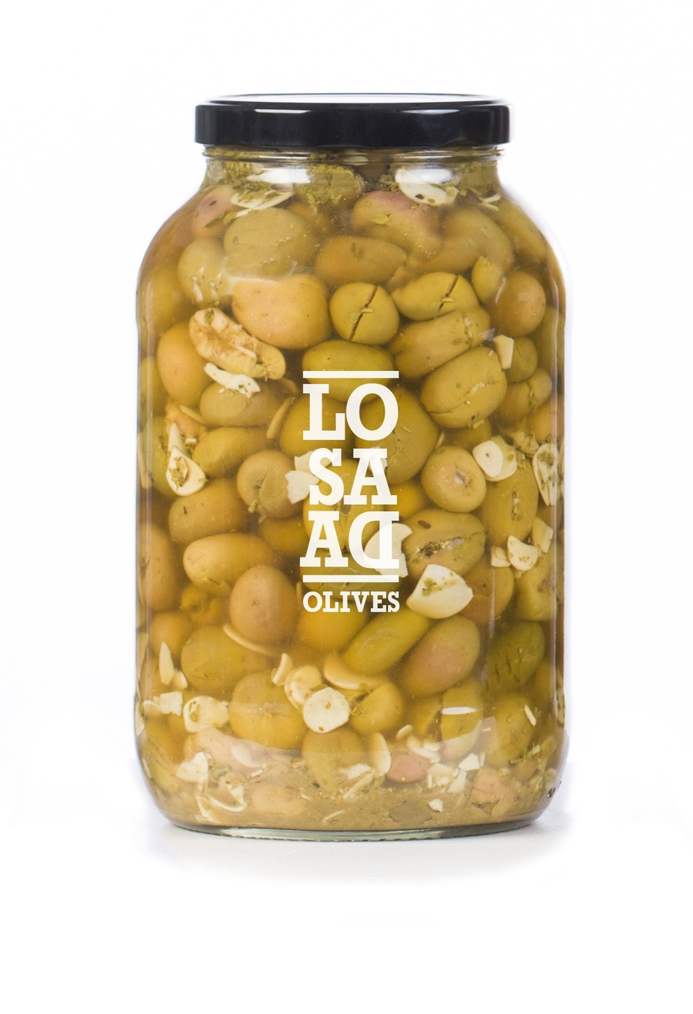 Losada Gordal Cracked & Marinated
