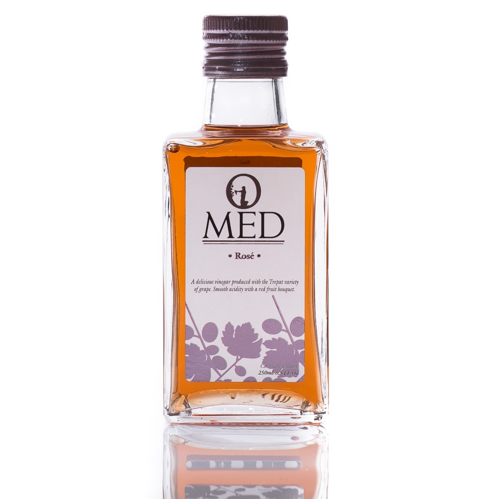 O-Med Rose Vinegar
