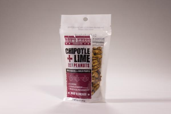 Chipotle Lime Peanuts