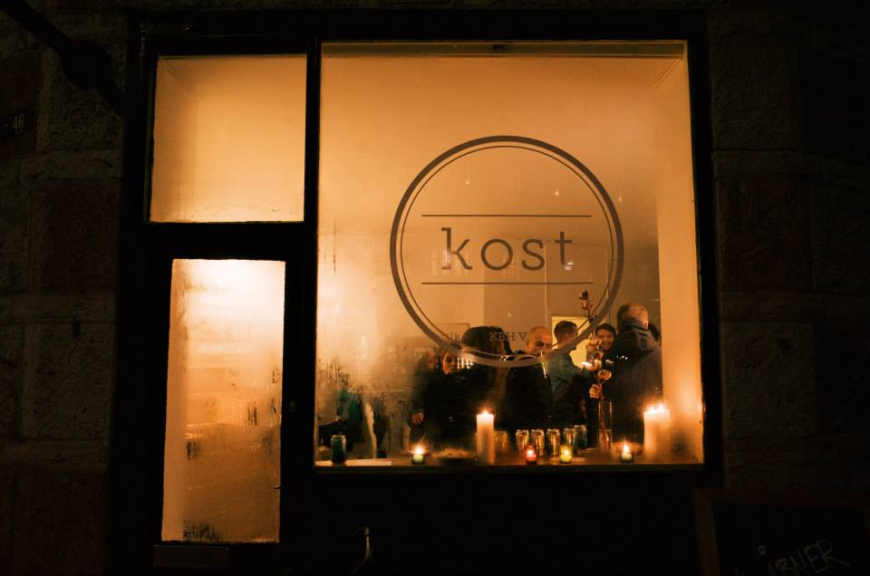 kost opening