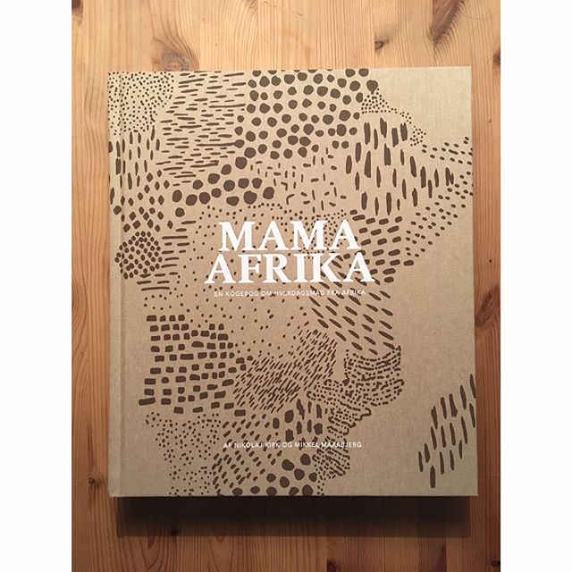 Hey 👋🏼 @kobusvdmerwe - look; boerewors makes another appearance in Denmark this year 😊 - this time in the beautiful new Africa cookbook by @nikolajkirk and Mikkel Maarbjerg! Forza Africa ❤️ #mamaafrica
