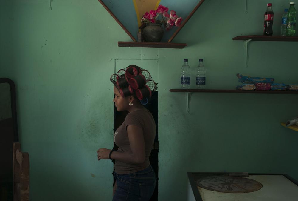 Sandwich shop, Paraiso, Dominican Republic.