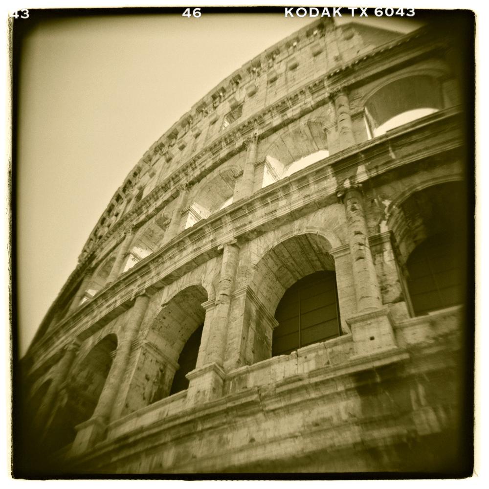 """""""il Colosseo"""" H1448"""