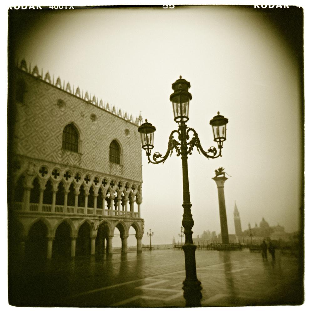 """Piazzetta San Marco, Venice"" H1453"