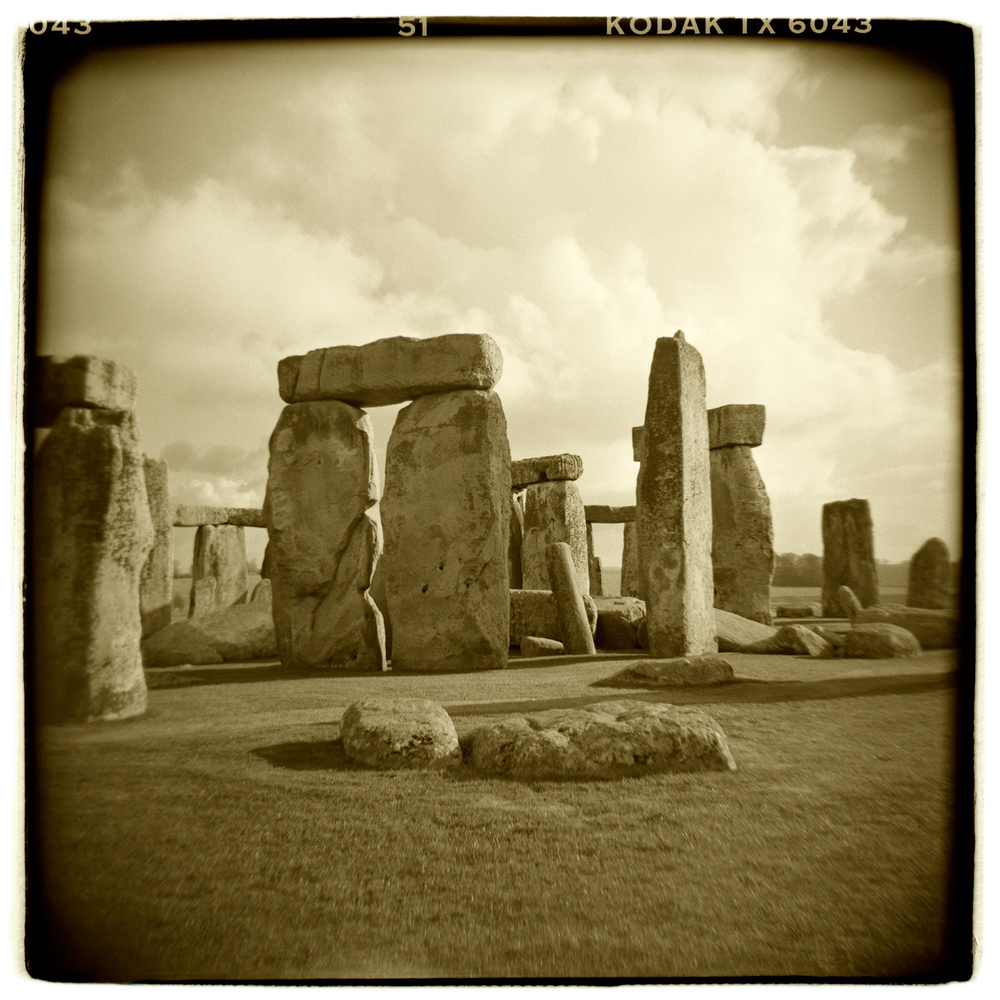 """Stonehenge"" H1455"