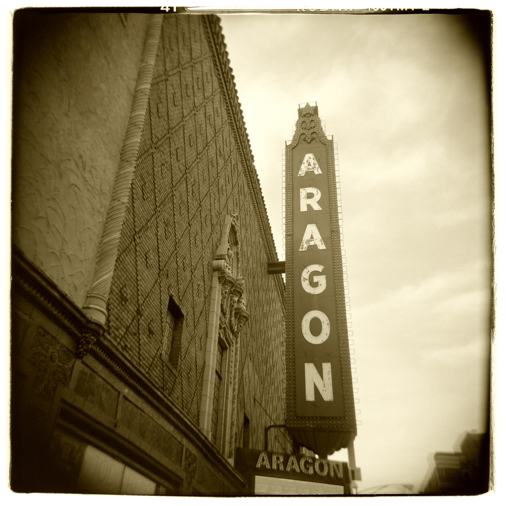 """Aragon Theater"" H1470"