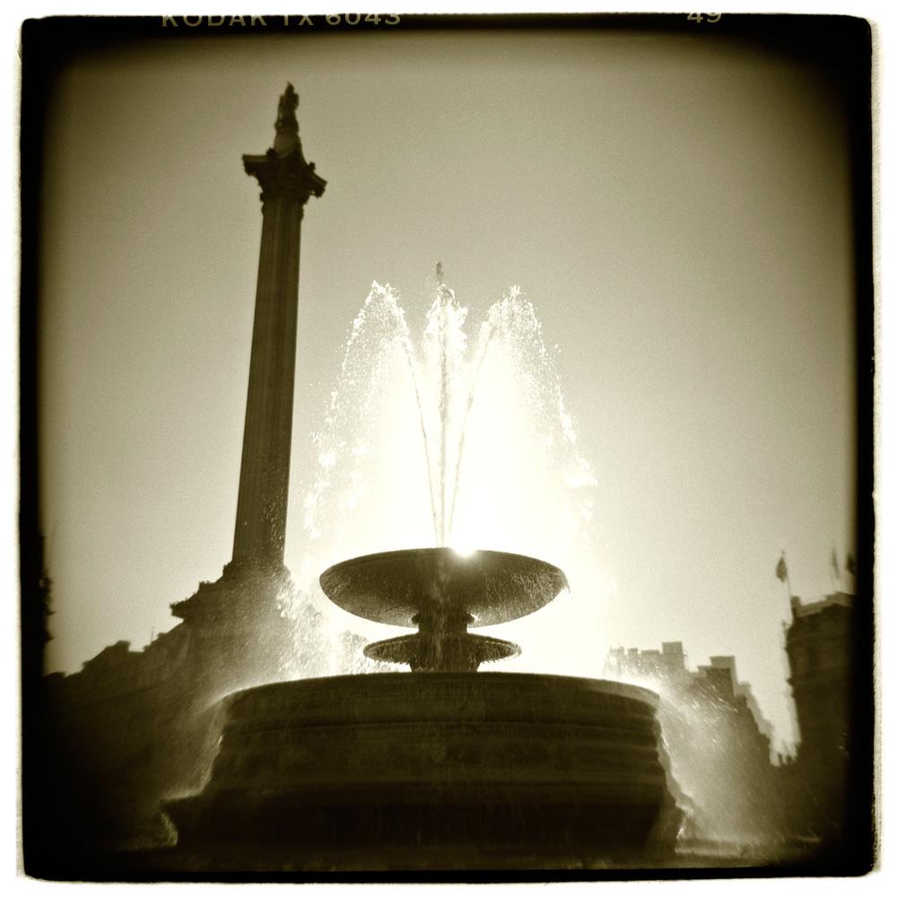 """Trafalgar Square, London"" H1454"