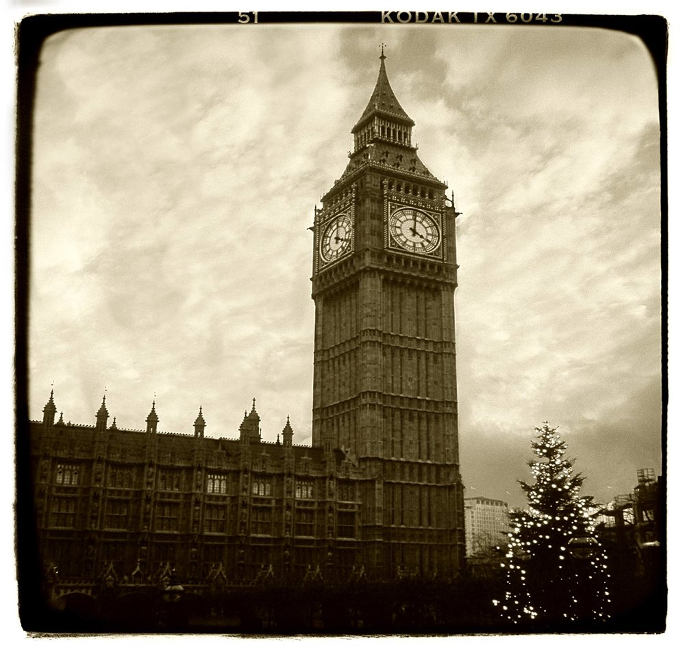 """Big Ben, London"" H1815"