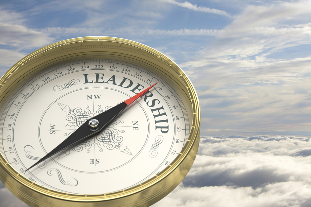 Look around you. What direction can you take to demonstrate leadership?