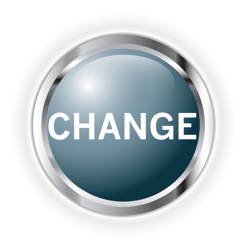 Choose change. Take steps within your professional life to reorganize and work smarter.