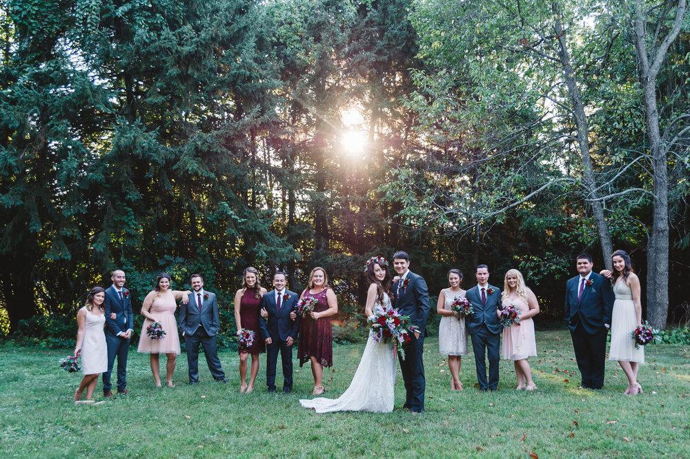 Webb Barn Wedding Connecticut Wedding Photographer
