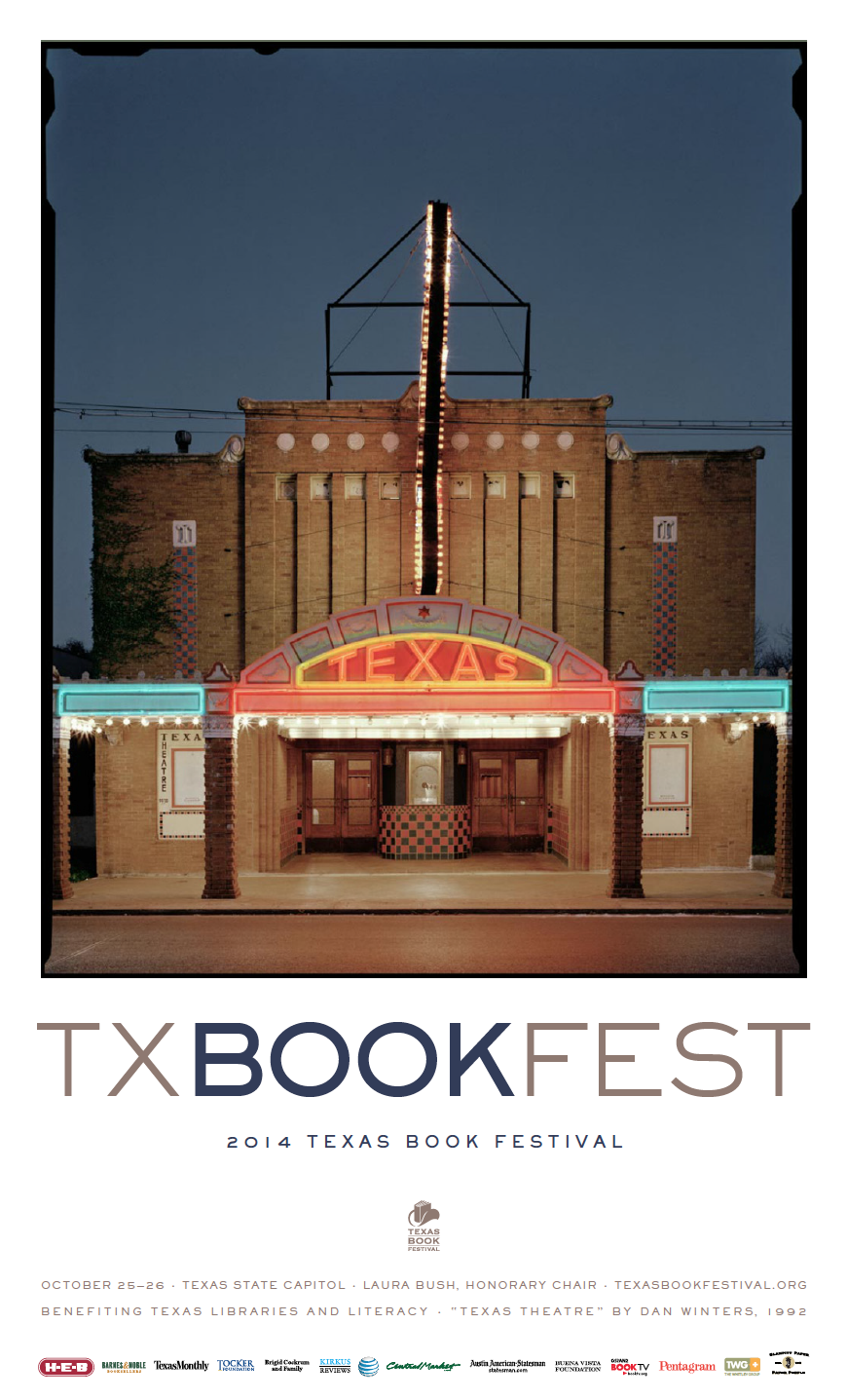 The Texas Book Festival