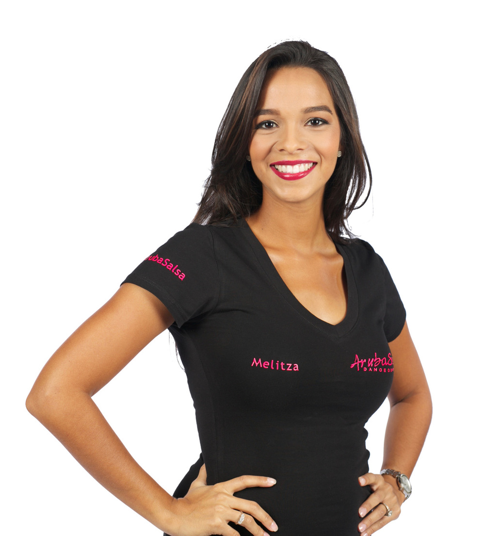Melitza: Operations Manager & Co-Owner Passion: Salsa & Bachata