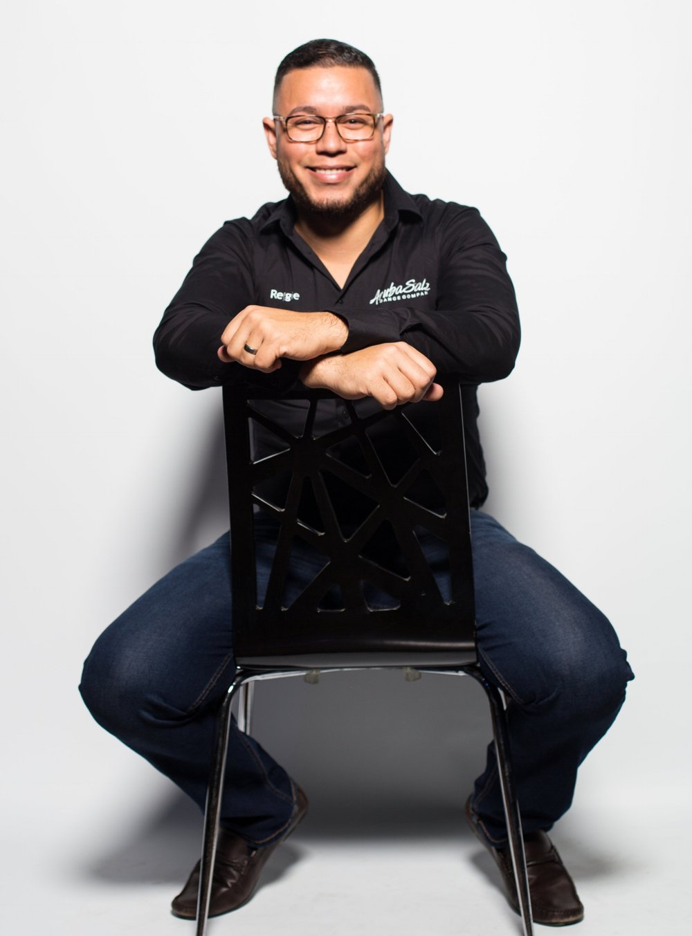 Reggie Bermudez: Managing Director & Owner - All around instructor