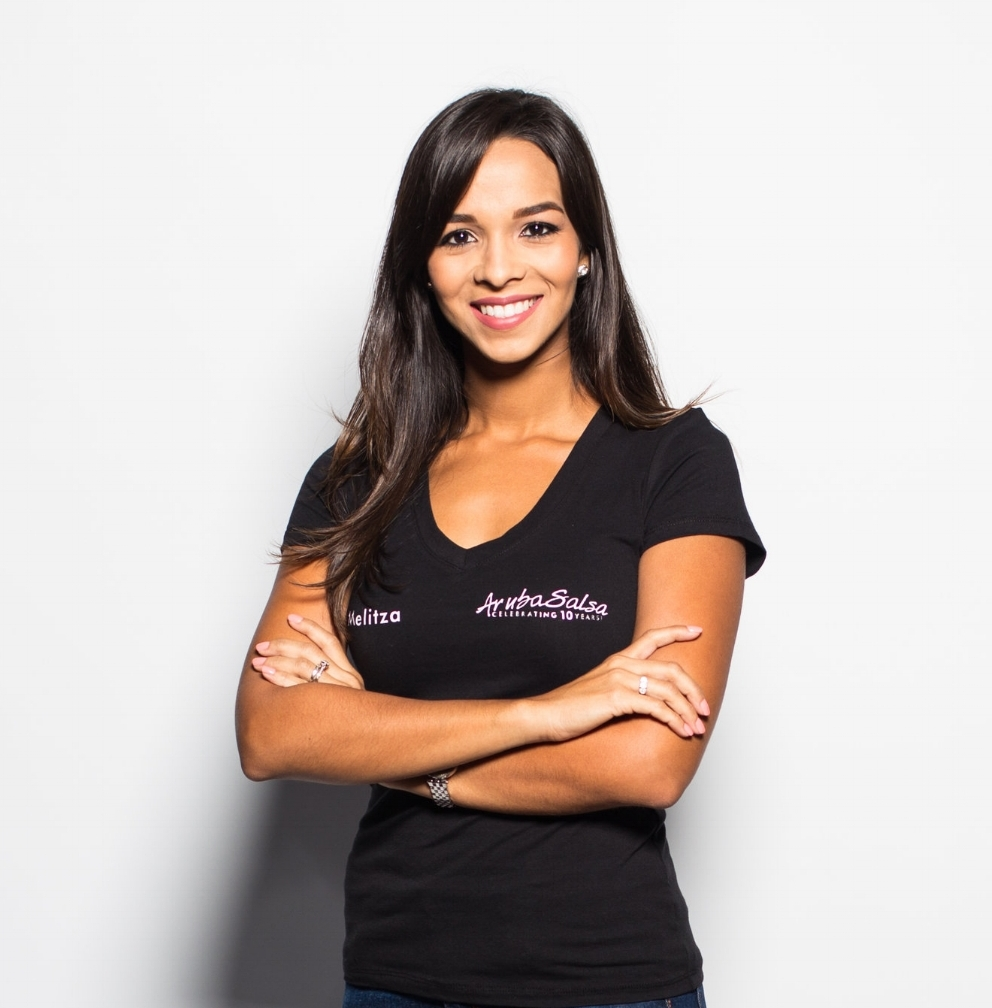 Melitza Bermudez-Rustveld: Operations Manager & Co-Owner - All around instructor