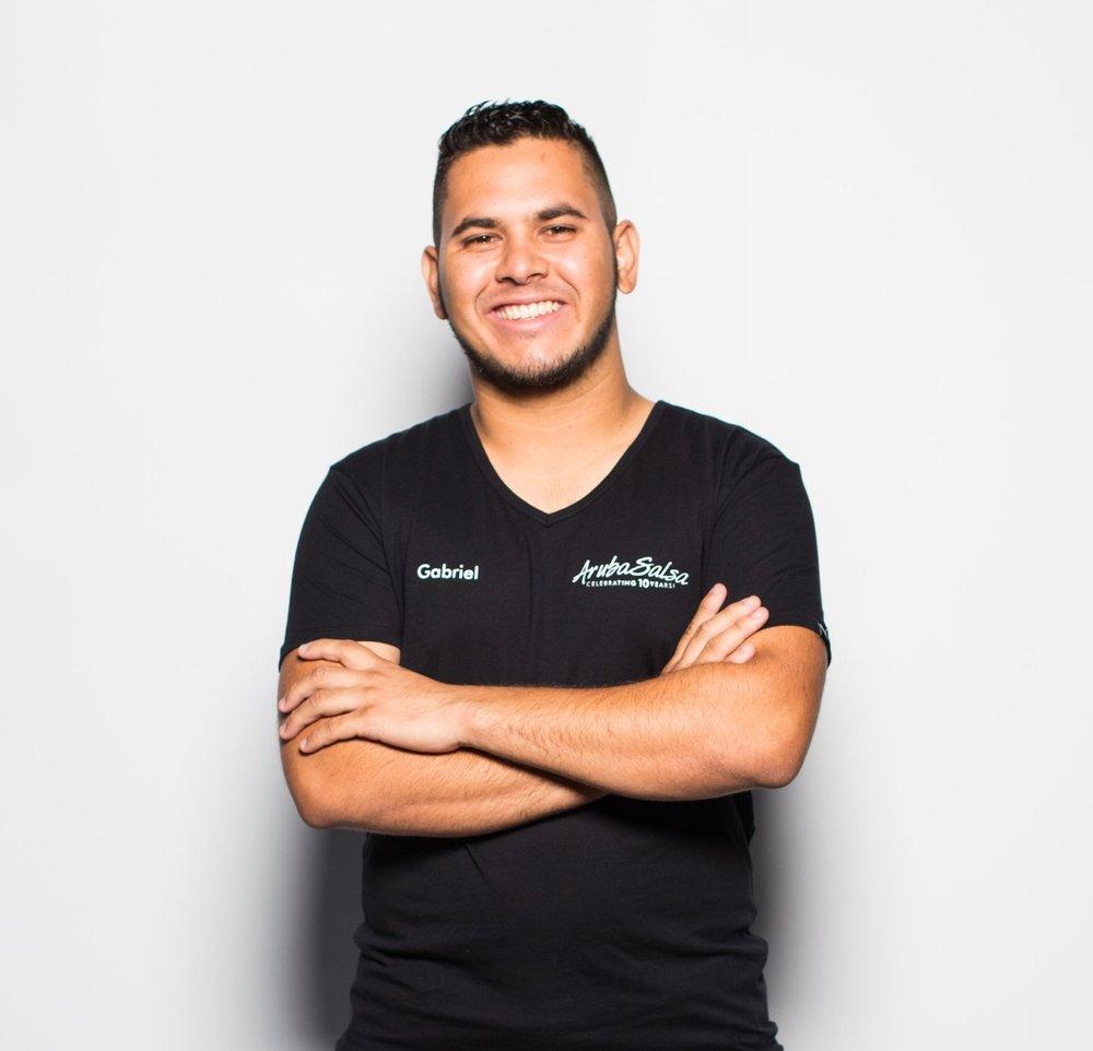 Gabriel Vrolijk:Instructor - Specialized in Salsa & Merengue