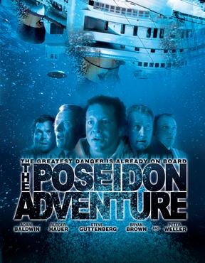 THE POSEIDON ADVENTURE  NBC mini-series, Action Adventure