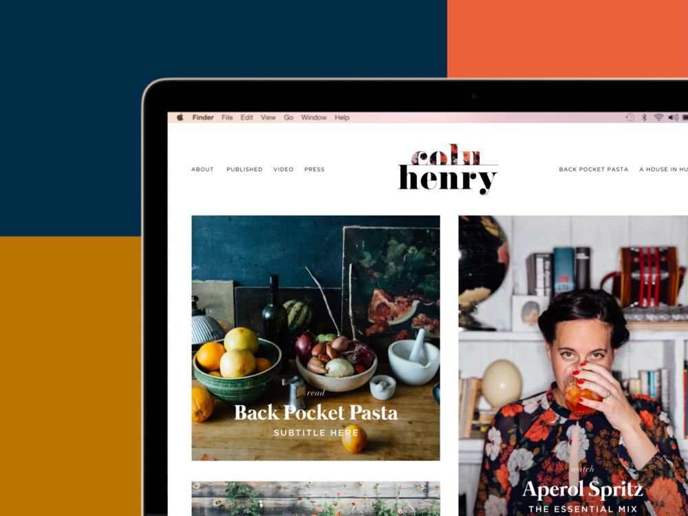 Colu Henry branding and website.png