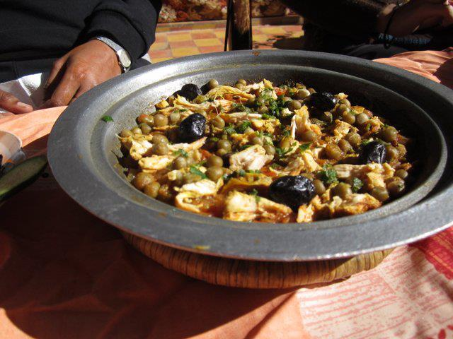 """Galia"" tagine in upper Atlas, Morocco"